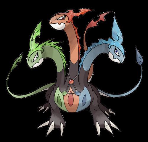 Le l gendaire planteaufeu - Pokemone legendaire ...