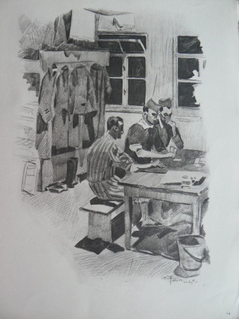 """3 séries de """"dessins de captivité"""" P1090083-42b0b21"""