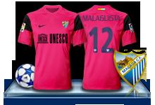 Camiseta Málaga CF para avatar 8-3f780df