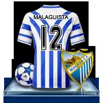 Camiseta Málaga CF para avatar 2-3f7334a
