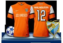 Camiseta Málaga CF para avatar 13-3f78178