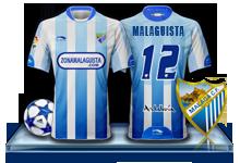 Camiseta Málaga CF para avatar 7-3f78137
