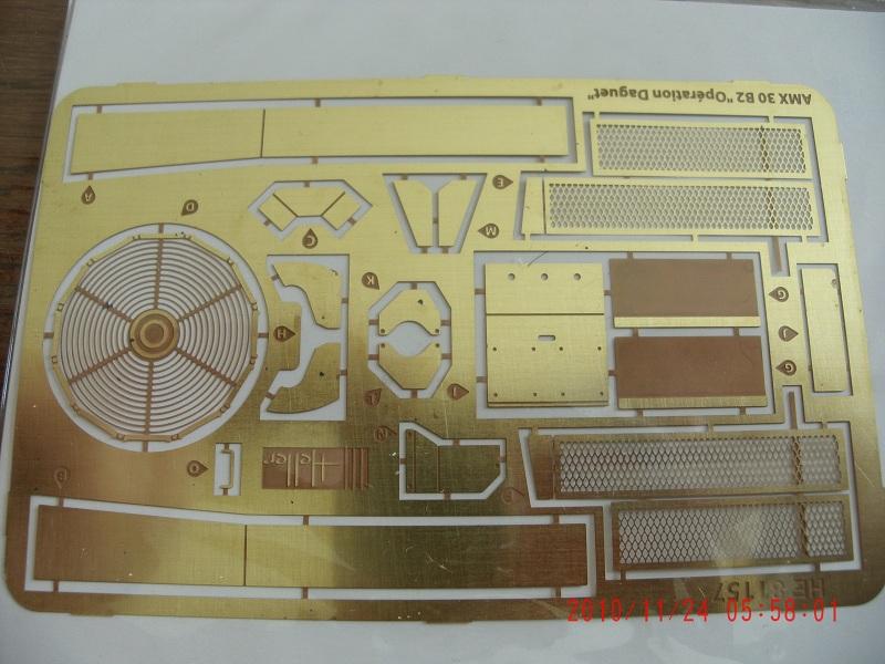 """Amx 30B2 """"Opération Daguet"""" Heller 1/35 Upgrade Ref 81157 Apdc0486-3eeb663"""
