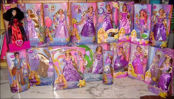 Mes poupées Disney :) Tangled-43410a5